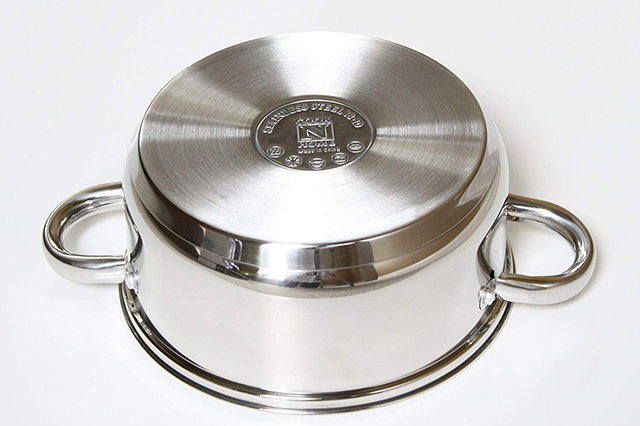 Flat base cookware