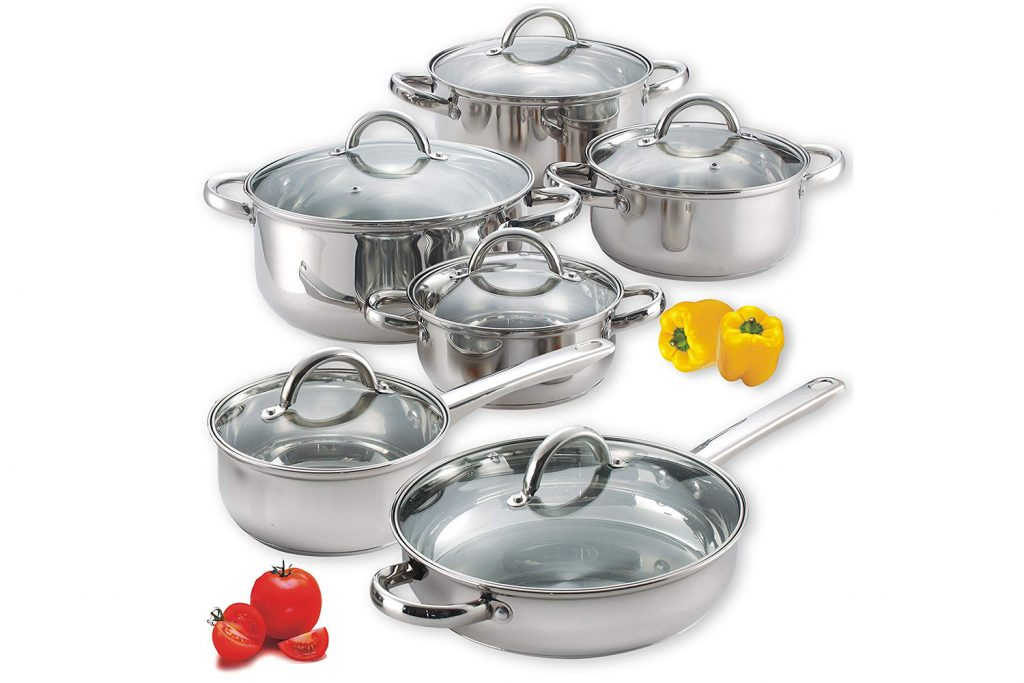 Cook and Home Stainless Cookware Set copy