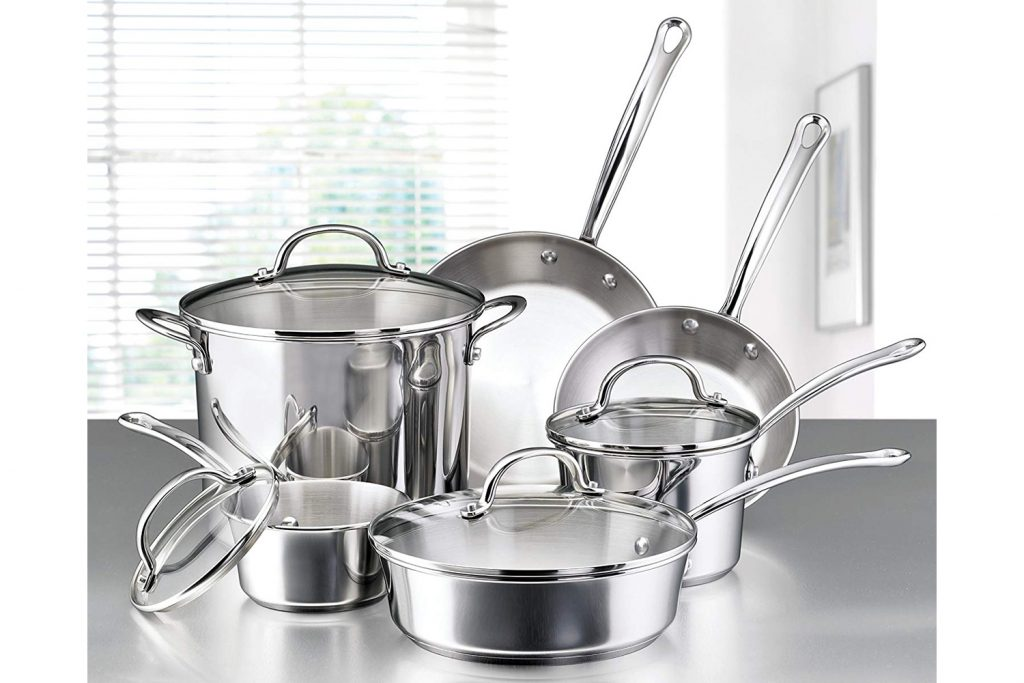 Farberware Stainless Steel Cookware