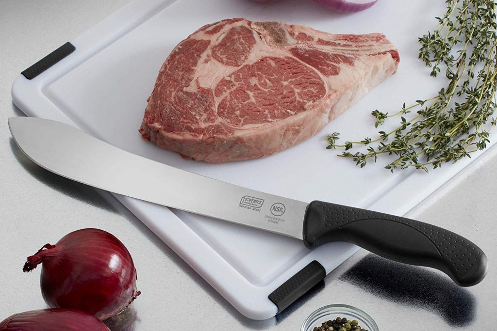 Hoffritz Commercial Butcher Knife