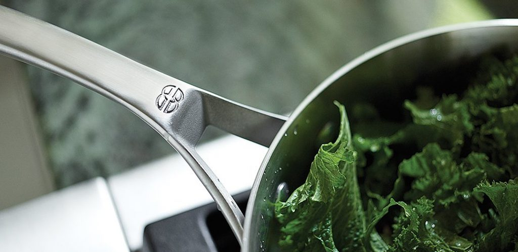 Stainless Steel Cookware handle