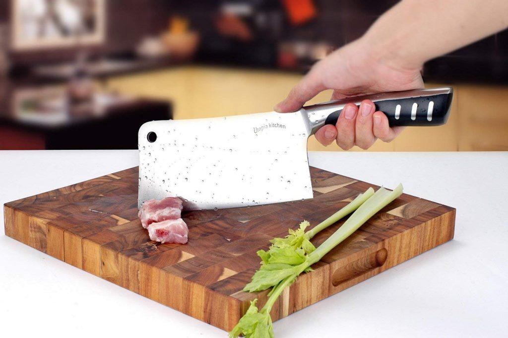 Utopia Kitchen Butcher Knife