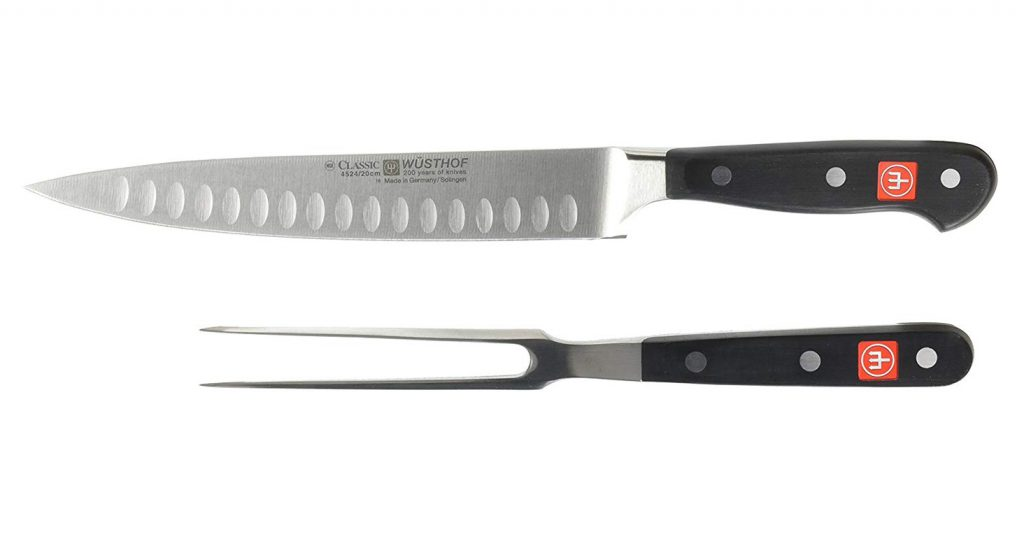 Wusthof Carving Knife and fork