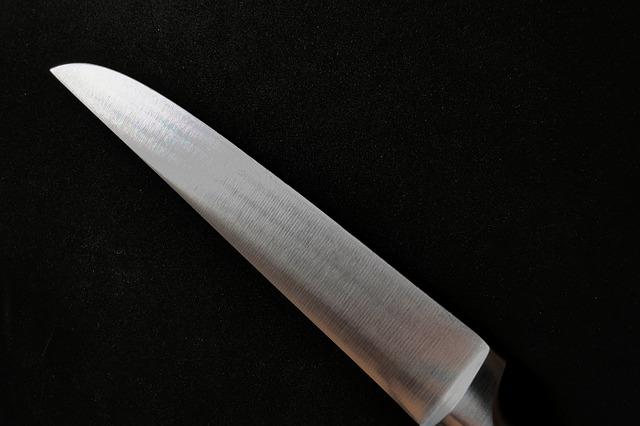 length of a knife blade