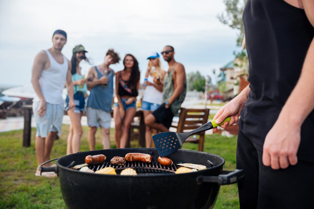 Factors To Consider Before Purchasing A Grill: Mouths to feed