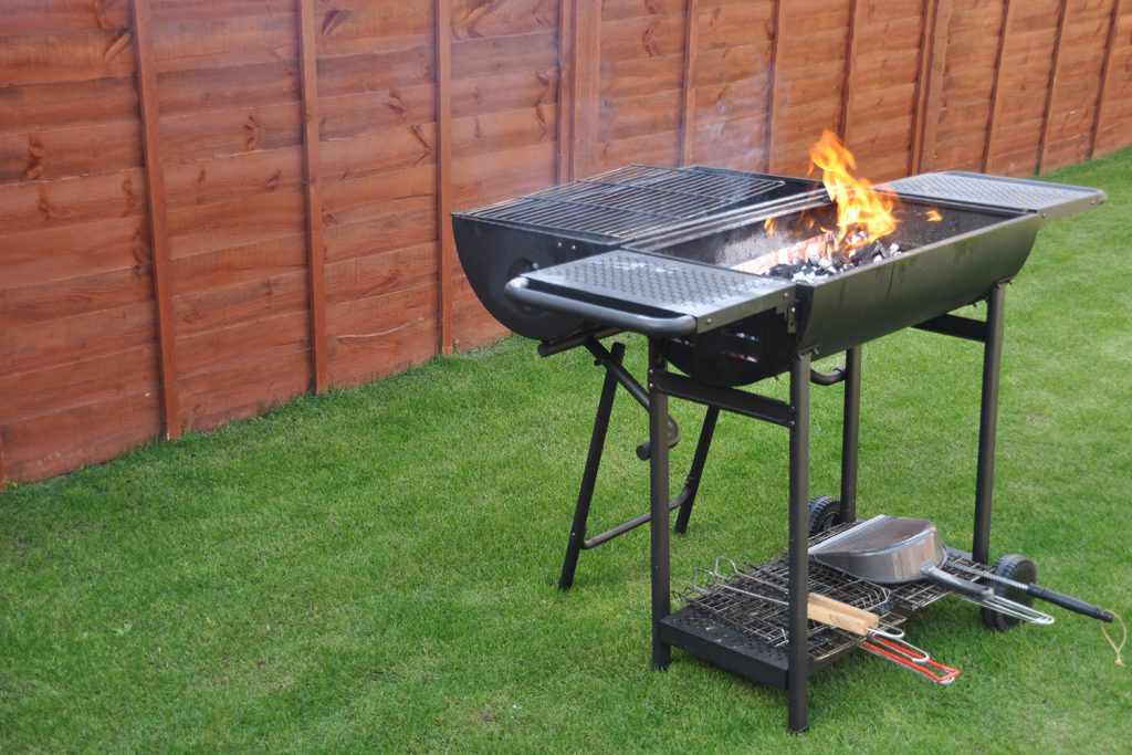 Factors To Consider Before Purchasing A Grill: Available space