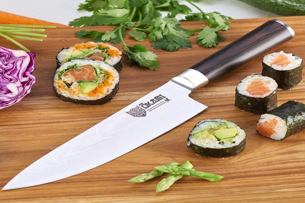Okami Chef Knife