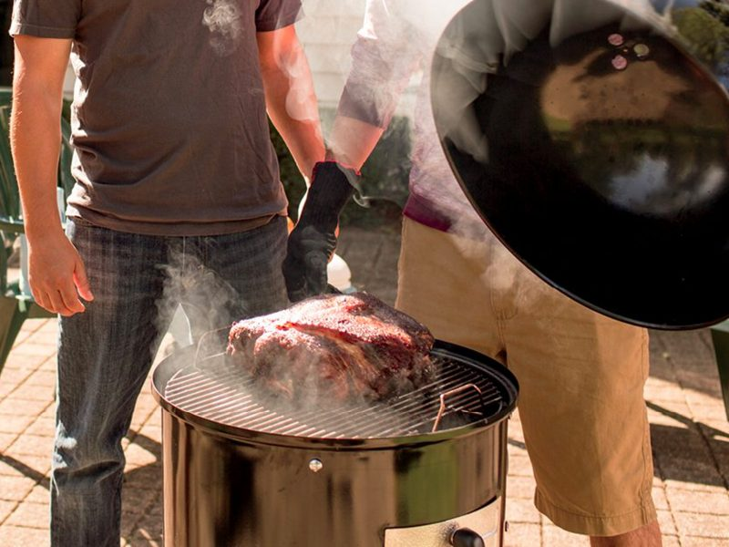 Best Charcoal Smoker Review