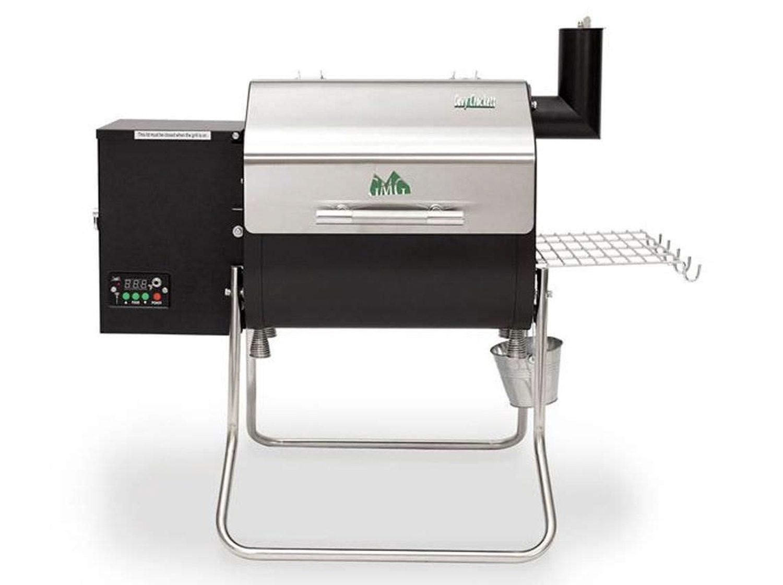 Green Mountain Grills WIFI Enabled Davy Crockett Pellet Grill