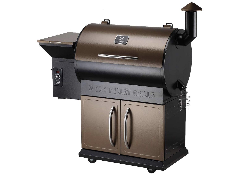Z GRILLS Upgrade Wood Pellet Grill & Smoker
