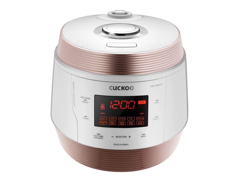 Cuckoo CMC-QSB501S, Q5 Premium 8 in 1