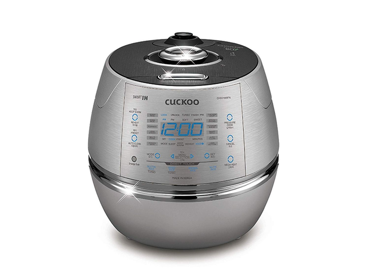 Cuckoo Electric Induction Heating Rice Pressure Cooker