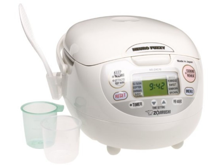 Zojirushi NS-ZCC10 Neuro Fuzzy Rice Cooker and Warmer